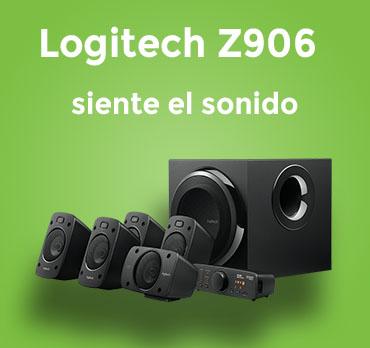 Logitech z906