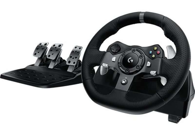 Logitech G920 DRIVING FORCE PC UK