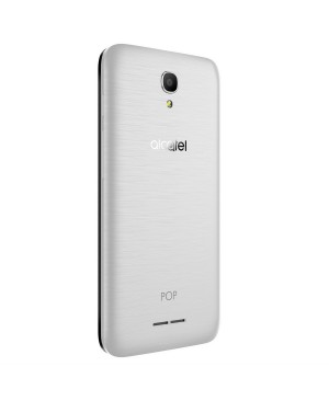 ALCATEL POP4 5IN DARK WHITE 8GB + 1GB AND6.0 DS QUADCORE IN