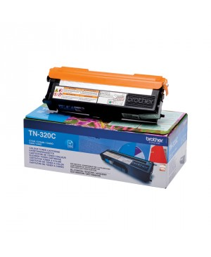 BROTHER TN-320C TONER CARTRIDGE CYAN HL-4150CDN/4570CDW/4570CDWT