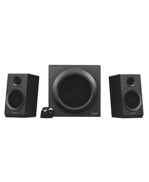 Logitech Multimedia SpeakerS Z333 uk -U