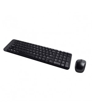 Teclado + Raton Ingles UK Logitech Wireless Combo MK220 UK 2.4GHZ NSEA Logitech WIRELESS COMBO MK220