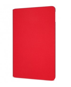 Hinge Flexible case with any-angle stand For iPad Air 2-MARS RED ORANGE