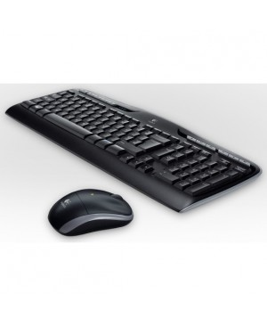 Teclado + Raton Ingles UK Logitech Wireless Combo mk330 Inalambrico INGLES UK