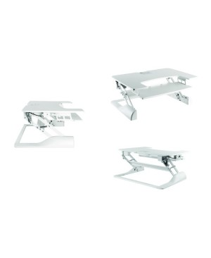 NEWSTAR COMPUTER WORKSTATION - STAND-SIT WORKPLACE SOLUTION 13-50 CM