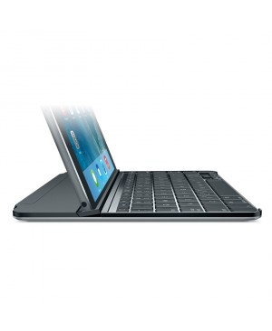 Teclado Frances Logitech Ultrathin For iPad Air 2-SILVER FRA BT-CENTRAL