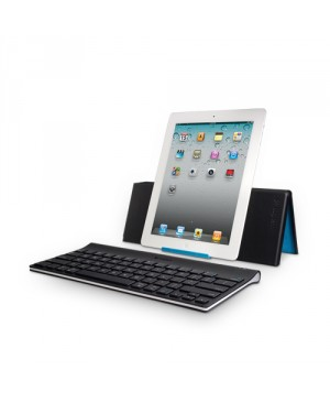 Teclado Italiano Logitech Tablet Keyboard ITA BT MEDITER IPAD Italiano