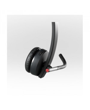 Auriculares Logitech Wireless Headset Mono H820e-USB-28-WIRELESS MONO WIRELESS