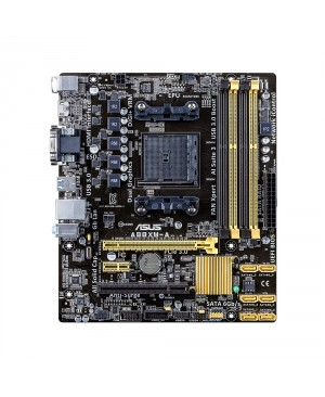 A88XM-A FM2+ A88X MATX CPNT VGA+SND+GLN+U3 SATA 6GB/S DDR3 IN