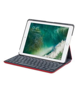 Teclado Frances Logitech Canvas Keyboard Case for iPad Air RED FRA BT SYNTHETIC