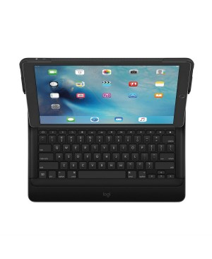 Teclado Frances Logitech CREATE Backlit Keyboard Case Smart Connector FRA CENTRAL SYNT WEAVE BLACK
