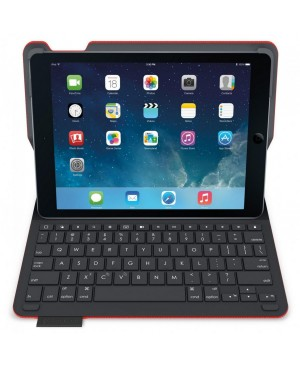 Teclado Italiano Logitech Type+ for iPad Air RED ITA BT  APPLE EXCL. SYNTHETIC