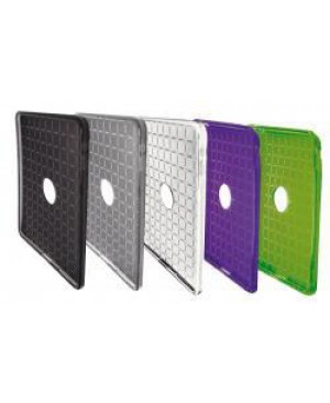URBAN FACTORY Funda IPAD SILICONA MORADO
