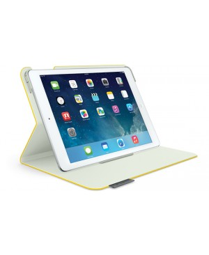 Logitech Folio i5 Protective Case for iPad Air 1 - Sunflower Yellow