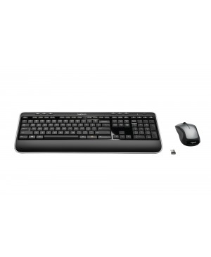 Teclado + Raton Frances Logitech Wireless Combo MK520 Frances -U