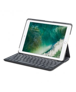 Teclado Aleman Logitech Canvas Keyboard Case for iPad Air  BLACK DEU BT SYNTH