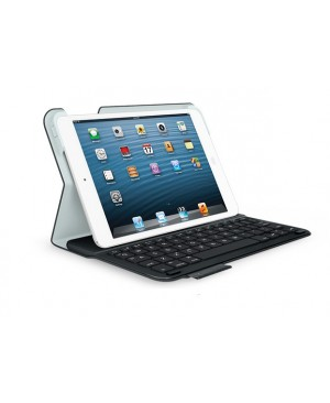 Teclado Ingles Uk Logitech Ultrathin Keyboard Folio for iPad mini BLACK Ingles UK -U
