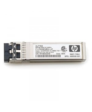 8GB SHORT WAVE FC SFP+ 1 PACK CPNT .