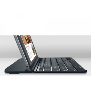 Teclado Frances Logitech Ultrathin For iPad Air 2 SPACE GREY BT FRANCES