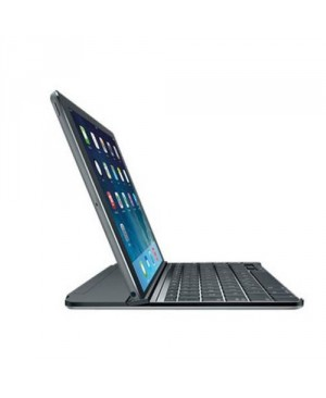 Teclado Frances Logitech Ultrathin Magnetic Clip-on Keyboard Cover for iPad Air-SPACE GREY FRA APPLE