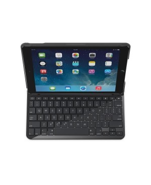 Teclado Italiano logitech Canvas Keyboard Case for iPad Air  BLACK ITA BT