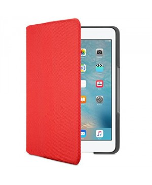 Teclado Frances Logitech CANVAS Keyboard Case iPad mini mini 2 mini 3 RED FRA BT SYNT