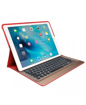 Teclado Italiano logitech CREATE Backlit Keyboard Case with Smart Connector SMART RED ITA OTH