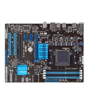 Placa Asus M5A97 LE R2.0 AM3+ AMD 970 ATX SND+GLN+U3 SATA 6GB/S DDR3
