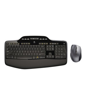 Teclado + Raton Italiano Logitech Wireless Desktop Mk710 Kit tastiera e mouse Logitech IT -U