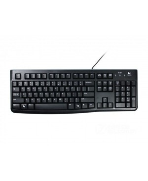 Teclado Logitech KEYBOARD K120 ARABIC LAYOUT AR