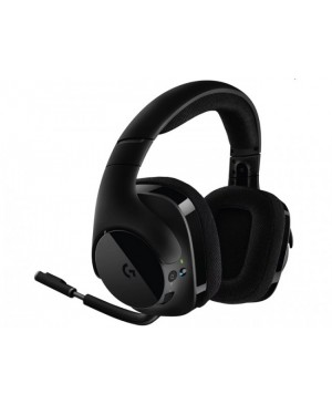 Auriculares Logitech G533 Wireless Gaming Headset-N/A-2.4GHZ-N/A-EMEA