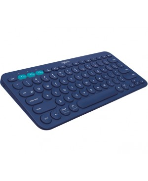 Teclado Aleman Logitech K380 Multi Device Bluetooth Keyboard DARK GREY DEU BT MULTI DEVICE