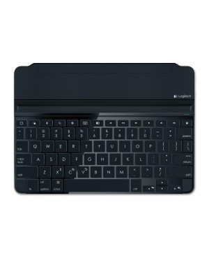 Teclado Italiano Logitech Ultrathin Magnetic Clip Keyboard Cover iPad Air SPACE GREY ITA BT APPLE