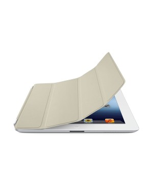 Apple iPad Smart Cover Tapa protectora para Tablet cuero crema iPad 2  -U