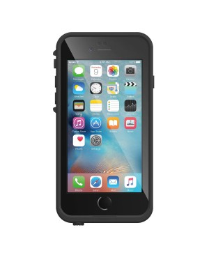 Funda FRE iPhone 6/6S Lifeproof NEGRO