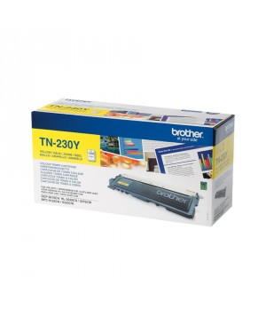 TN-230Y YELLOW TONER -ingram