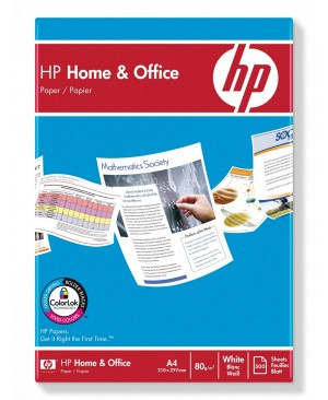 Papel HP Home & Office Paper - Papel - A4 (210 x 297 mm) - 80 g/m2