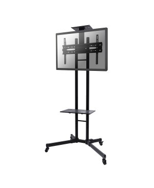 NEWSTAR COMPUTER FLOOR STAND TROLLEY 32-52IN MAX 35KG VESA200X200TO600X450MM