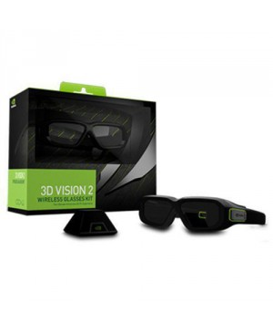 NVIDIA GeForce Kit Gafas 3D Vision 2