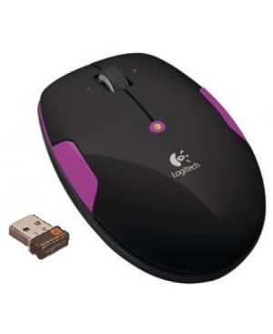 Wireless Mouse M345-PETAL PINK-2.4GHZ-EER2-EER2 Logitech Wireless