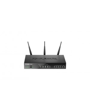 D-LINK UNIFIED SERVICE ROUTER WIRELESS AC DUAL BAND IN