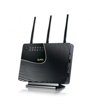 Dual-Band Wireless N900 Media Router