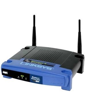 Linksys PUNTO DE ACCESO Wireless-G 54MbPS 802.11G