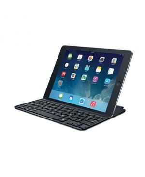 Teclado PAN Nordic Logitech Ultrathin Keyboard Cover For iPad Air SPACE GREY PAN BT NORDIC