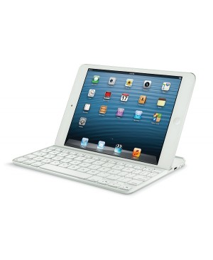 Teclado Suizo Logitech Ultrathin Keyboard mini WHITE CH BT CENTRAL