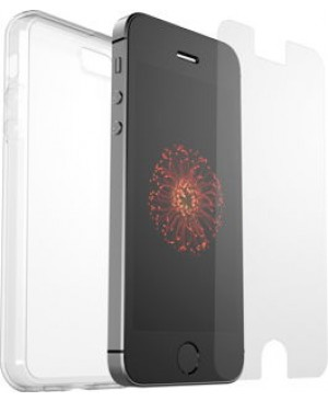 Otterbox Clearly protected +Alpha glass f/iPhone 5/5s/SE