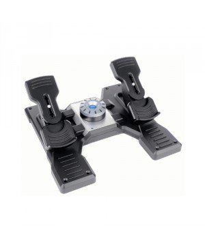 G Saitek PRO Flight Rudder Pedals-N/A-USB-N/A-EMEA-FLIGHT RUDDER PEDALS