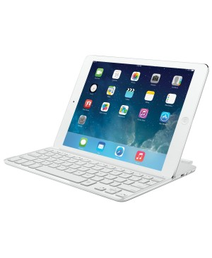 Teclado Ingles UK Logitech Ultrathin Keyboard for iPad Air UK SILVER 10.5