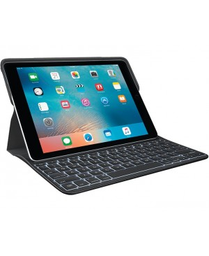 Teclado Italiano logitech CREATE Backlit Keyboard Case with Smart Connector Technology ITA MEDITER