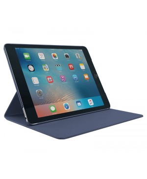 Hinge Flexible Case with AnyAngle Stand for iPad Pro 9.7?-NAVY BLUE-N/A-N/A-WW